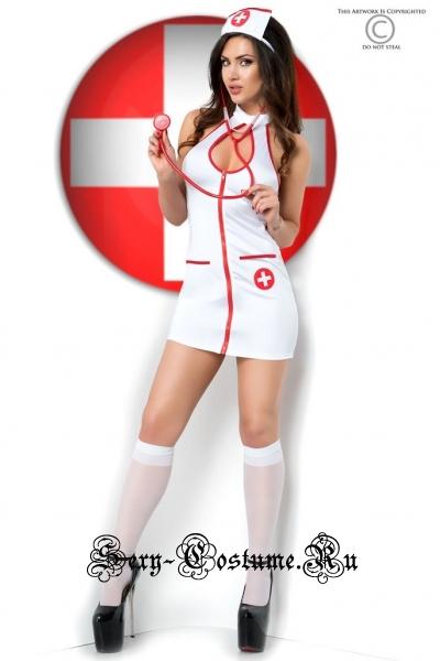 Медсестра chilirose cl3854 sexy nurse