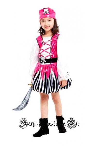 Пиратка (дет.) гроза морей девочка f68074