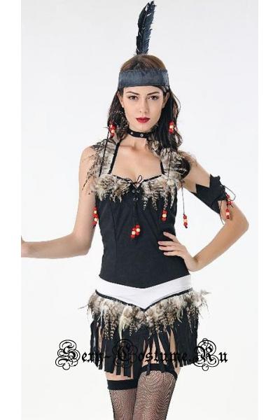 Индианка скво шаманский дух m1794