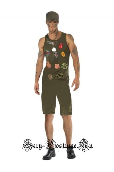 Неформальная одежда солдата удачи w9283