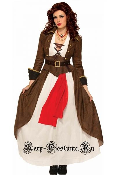 Пиратка хозяйка фрегата w2891