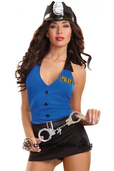 Полицейский открытый вариант w1032