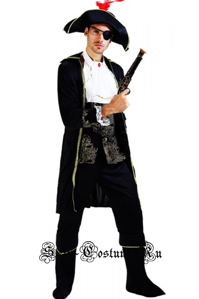 Пират флинт и его команда w004