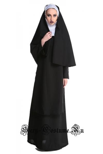 Монашка строгий образ w9171