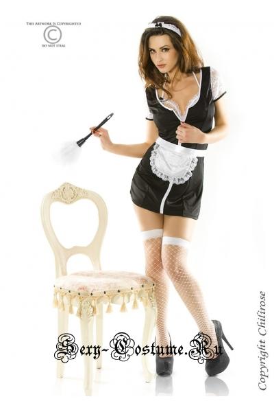 Горничная мечта мужчины chilirose maid 3351