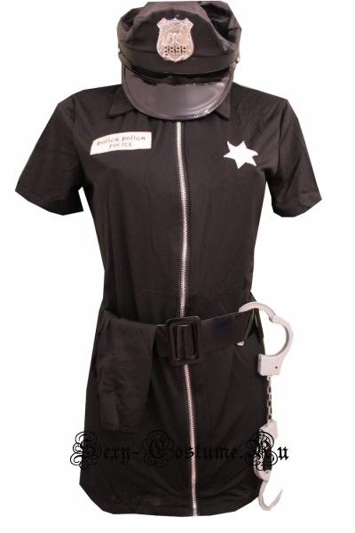 Полицейский черная угроза w0588