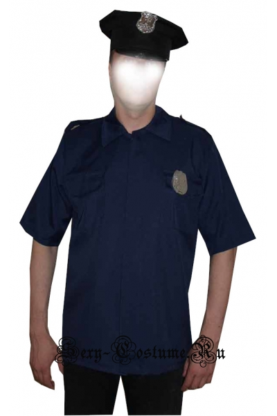 Костюм полицеского (коп) нью-йорка америка r1027