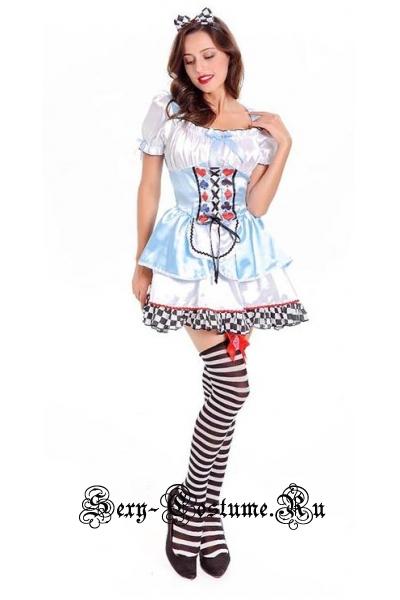 Алиса в стране чудес карточное приключение m14744