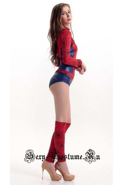 Девушка паук на страже готэма m1061