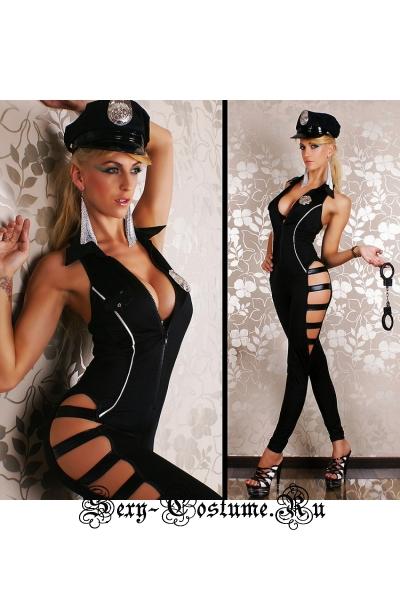 Полицейский открытый комбинезон n8512