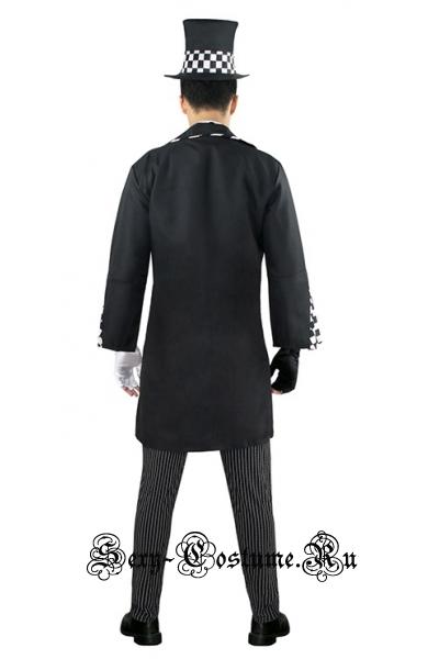Шляпник из алисы в стране чудес мужской m4785