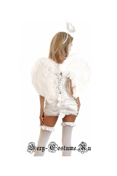 Корсетный ангел корсет белый d6205-16
