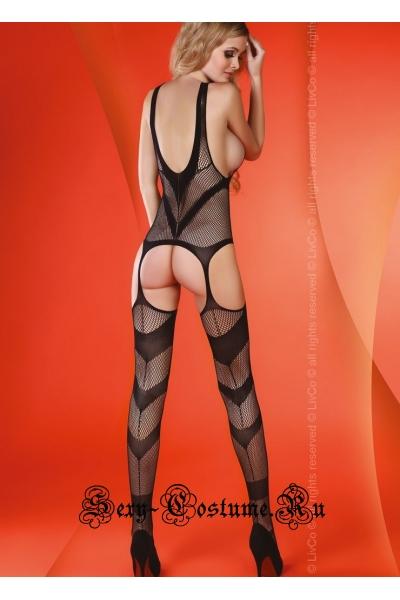Чулок на тело сексуальная версия livia corsetti obsessiontwo