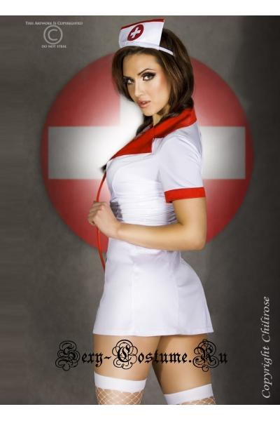 Старшая медсестра отделения chilirose 3305 nurse