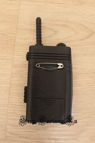 Имитация переговорного устройства рация пластмасса as-02