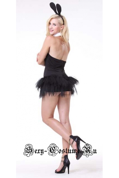Зайчик  playgirl с короткой юбочкой m9955