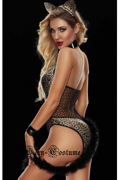 Cat woman леопардовая кошечка nightks lu7515