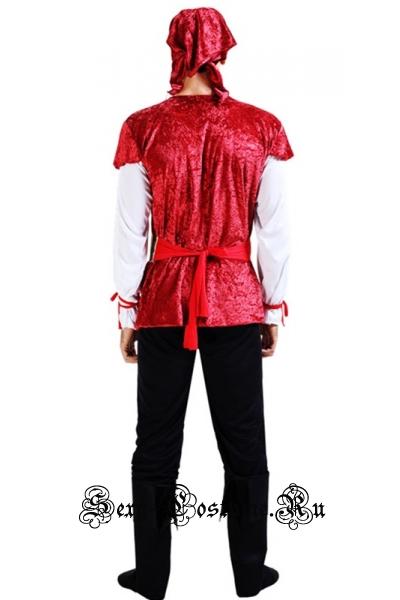 Пират рыжий пес 1106