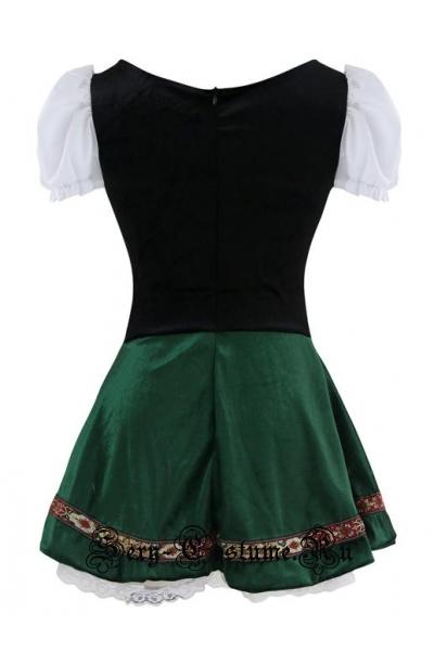 Баварочка зеленое чудолеприкон октоберфеста m15694
