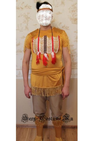 Индеец краснокожий брат гроза бледнолицых m4788