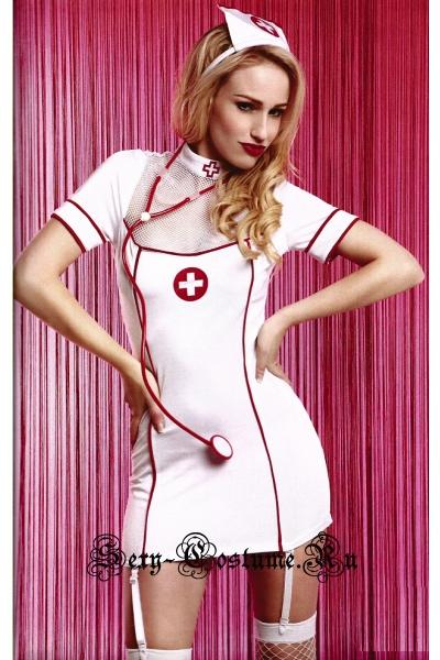 Медсестра строгий взгляд nightks lu1707