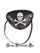 Повязка на глаз пиратская