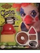 Грим набор клоун