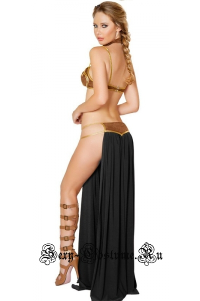 Рабыня - принцесса лея