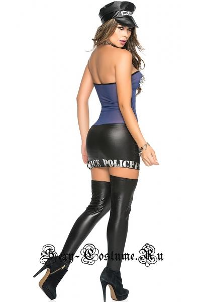 Полицейский новая униформа m1070-2