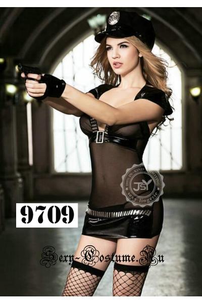 Полицейский стой а то выстрельну nightks lu9709