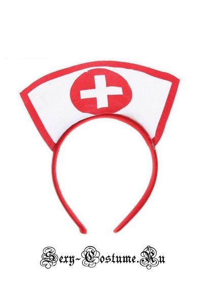 Ободок медсестры s37136