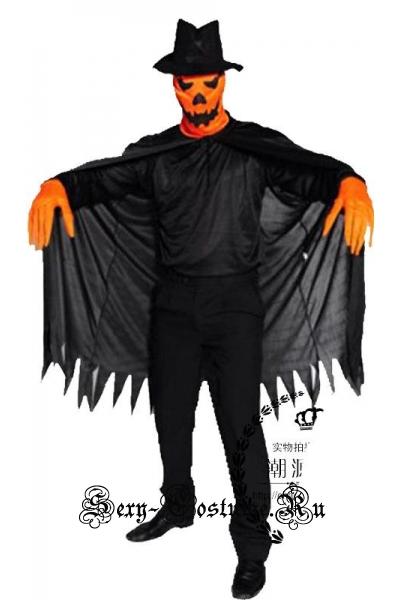 Призрак праздника хеллоуин тыква l0048-15