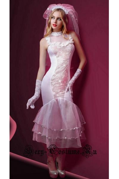 Невеста свадебное исполнение nightks lu6037