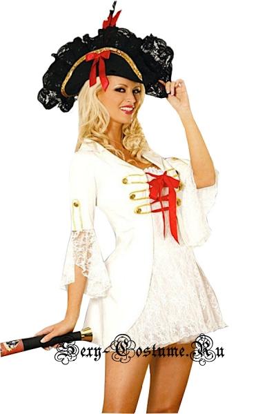 Пиратка аристократка уценка 4482