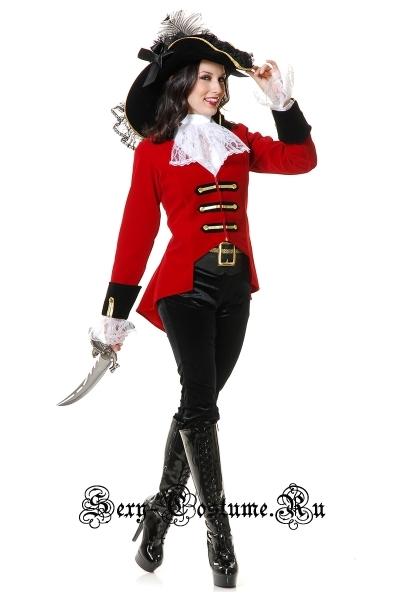 Пиратка капитан пиратской шхуны f1693