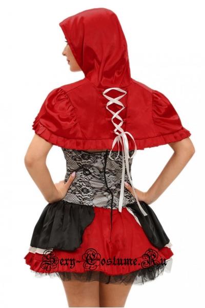 Красная шапочка клубная версия d8993