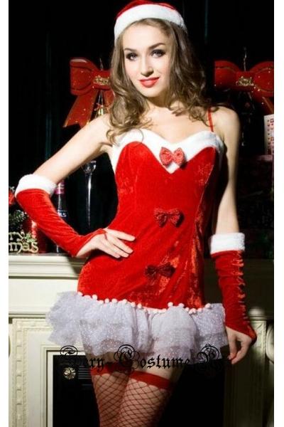 Красная подружка санты мисс очарование nightks lu8733