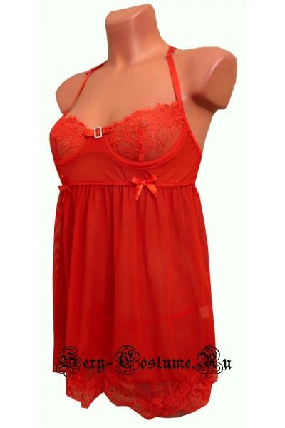 Потрясающая сорочка красная n31099