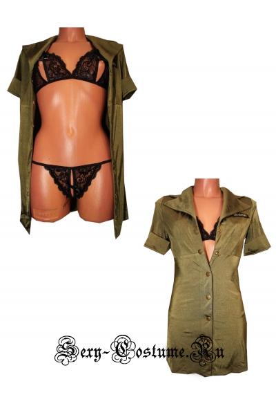 Девушка военный скрытное проникновение nightks lu1603