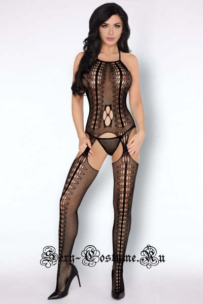 Капроновый комбинезон для истинной леди livia corsetti kavita