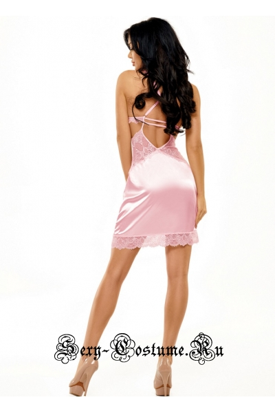 Сорочка розовая beauty night adelaide
