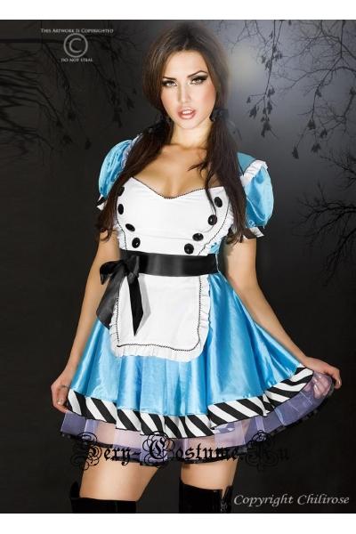 Алиса в стране чудес польское исполнение chilirose cl3354