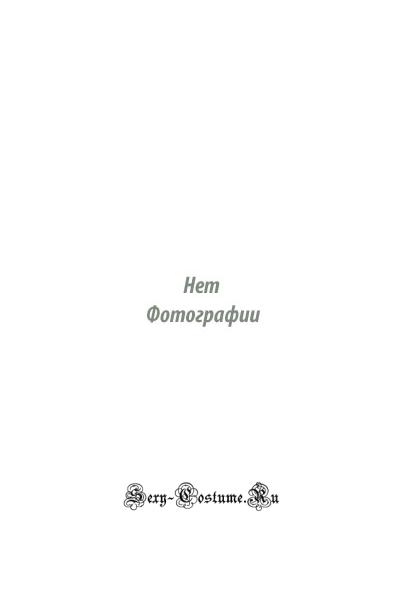 Комплект белый корсет + трусики косточки chilirose cl3462 corset white