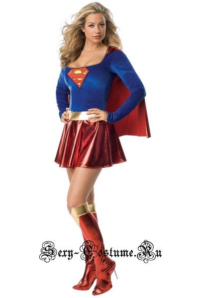 Супер девушка классическая supergirl n8349