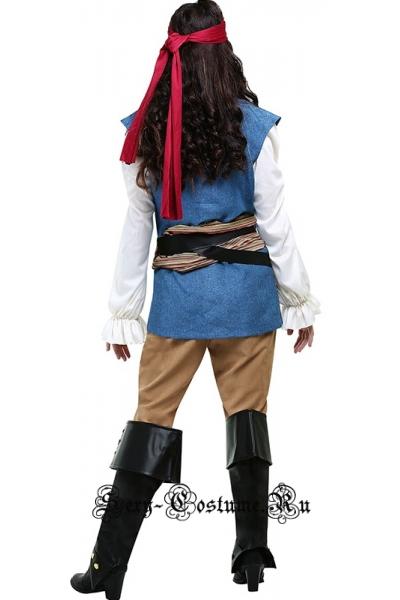 Пиратка капитан ватаги w3363