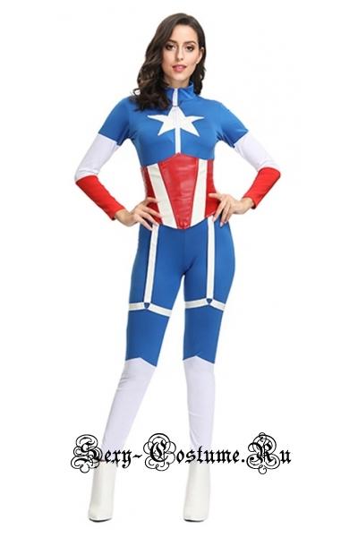 Капитан америка super w4385