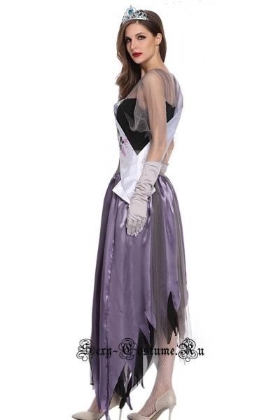 Королева зомбимисс хеллоуин w1875