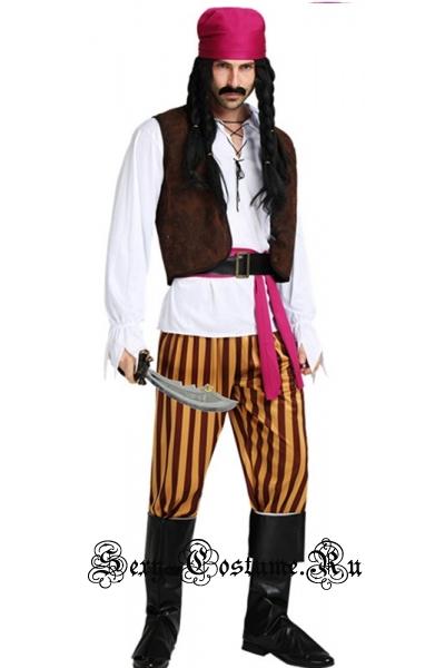 Пират флибустьер w007