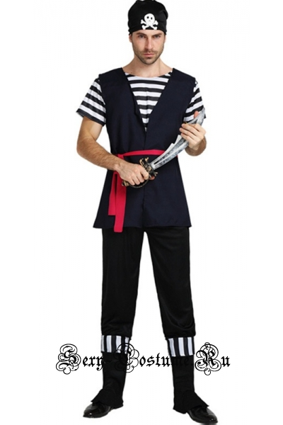 Пират в поисках приключений w008