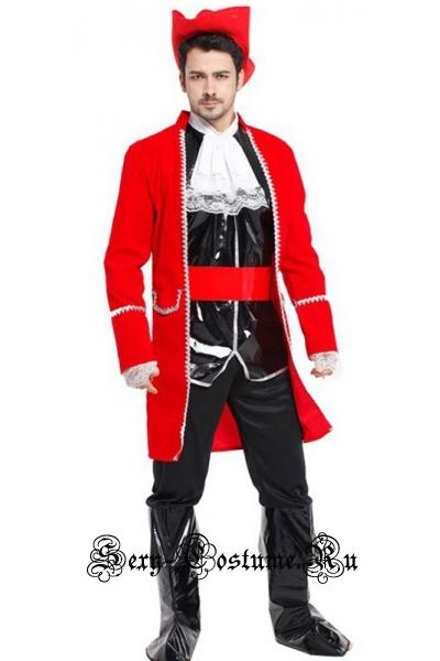 Офицер пиратского корабля w0006